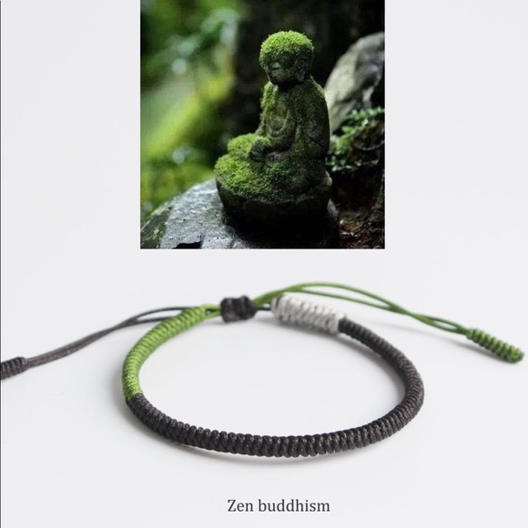 grande knots luck rope protection bracelet handmade kundalinispirit spirit buddhist all things tibetan products good kundalini knotsattracts lucky